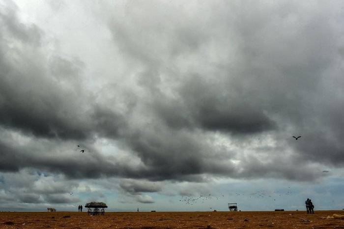 The IMD has also forecast squall along with thundershowers,gusty winds and lightning in isolated parts of South Interior Karnataka, coastal Karnataka and Malnad region on Monday. (PTI File Photo)
