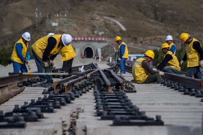 India is keeping a watch on development of military infrastructure by Chinese People's Liberation Army in Tibet.