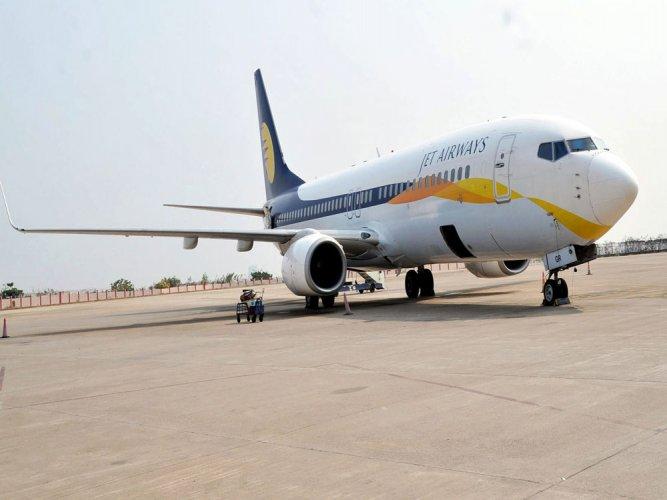 Jet Airways. DH file photo