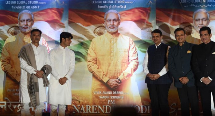 In a letter to Chief Election Commissioner Sunil Arora, CPI General Secretary S Sudhakar Reddy said media reports suggested that the Vivek Oberoi-starrer is slated to release on April 12. (PTI Photo)