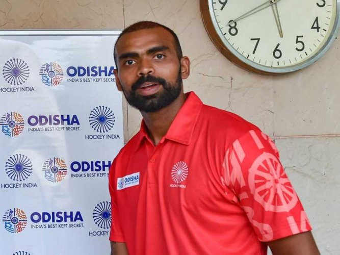 338e18700a7 Ace India goalkeeper P R Sreejesh (PTI File Photo)