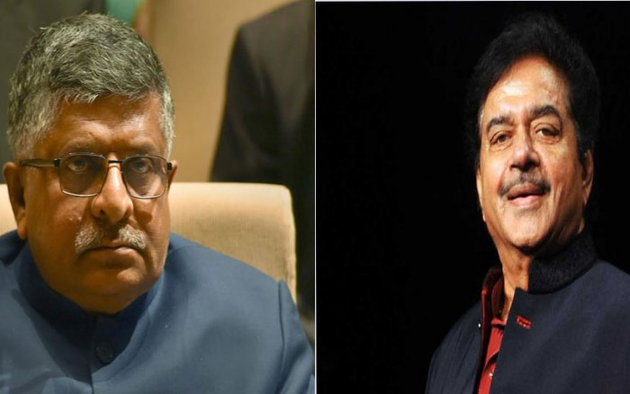 Putting all speculations to rest, the Bharatiya Janata Party has fielded Union Minister Ravi Shankar Prasad from Patna Sahib Lok Sabha constituency against the incumbent MP Shatrughan Sinha.