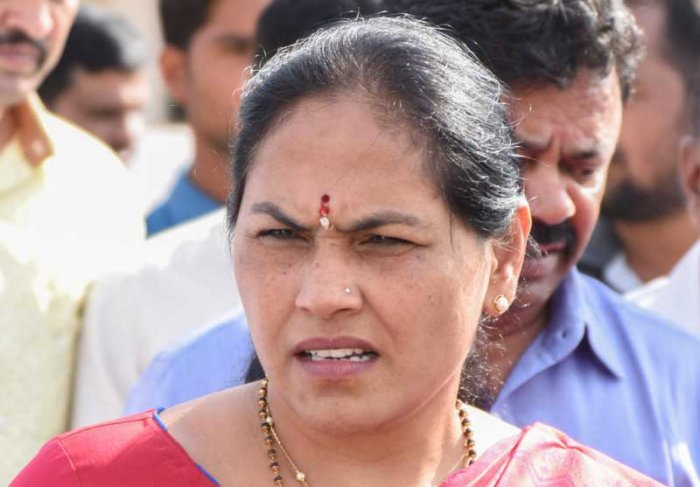 """Speaking to reporters here, she said: """"JD(S) has no candidates to field in Udupi-Chikkamagalur. (DH File Photo)"""