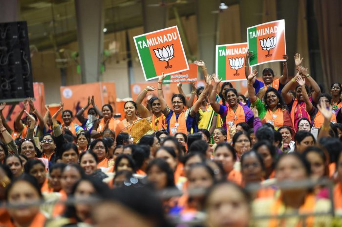 BJP's Tamil Nadu in-charge Piyush Goyal and his deputy C T Ravi, a Karnataka BJP MLA, will be in Chennai on Friday for this purpose.