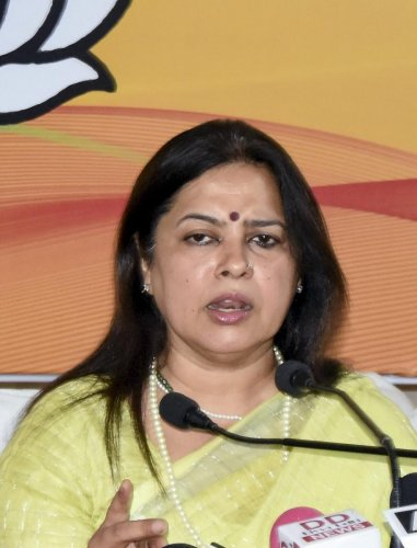 "In an interview to PTI, Goyal said voters of today are seeing ""who is accessible, approachable and available"" and that is what is going against Lekhi. PTI File photo"