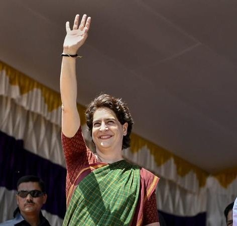Congress will not be fielding Priyanka Gandhi from Varanasi.