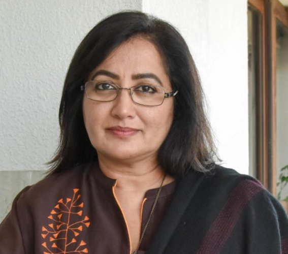 The supporters of Independent candidate A Sumalatha Ambareesh have expressed displeasure against the election officer and alleged a conspiracy in allotting the serial number '01' to JD(S) candidate K Nikhil and the number '20' to Sumalatha. File photo