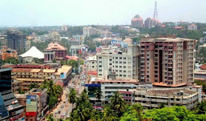 Mangaluru city (pictured) is one of the towns where the scheme could be implemented. Photo credit: Wikipedia/Byawarsi