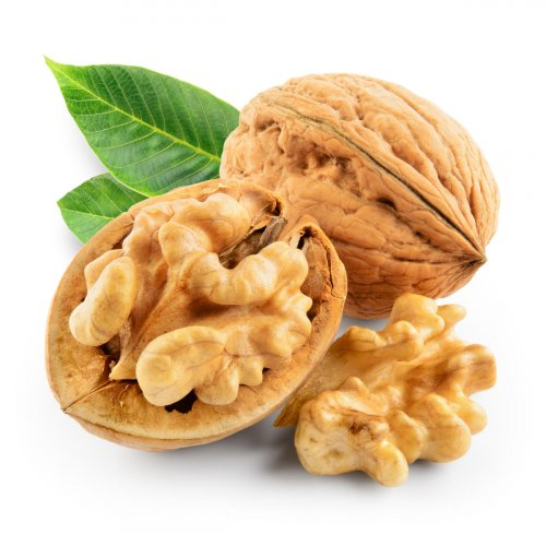 The research, published in the Journal of the American Heart Association, examined the effects of replacing some of the saturated fats in participants' diets with walnuts. File photo