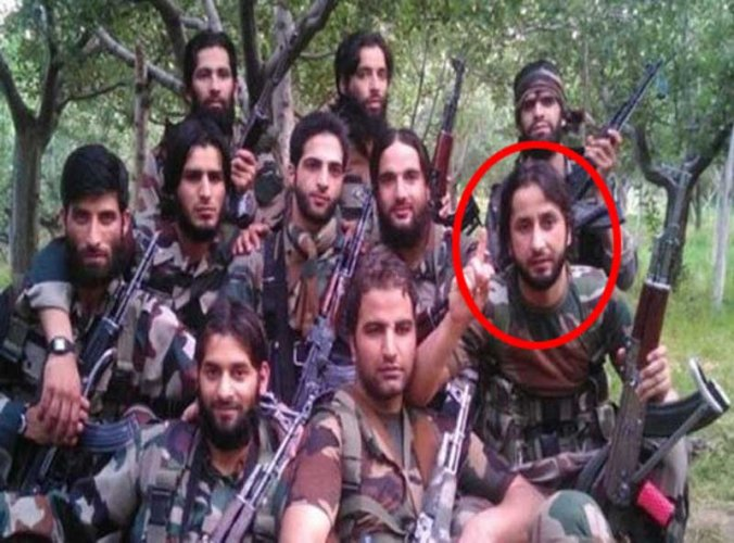 Lateef Dar was active from 2014 and was the last surviving militant of Burhan Wani group, the picture of which went viral in the summer of 2015 on social media.