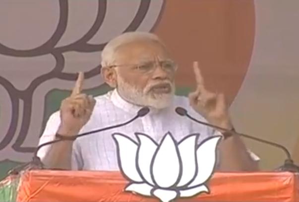 Prime Minister Narendra Modi (Twitter/BJP4India)