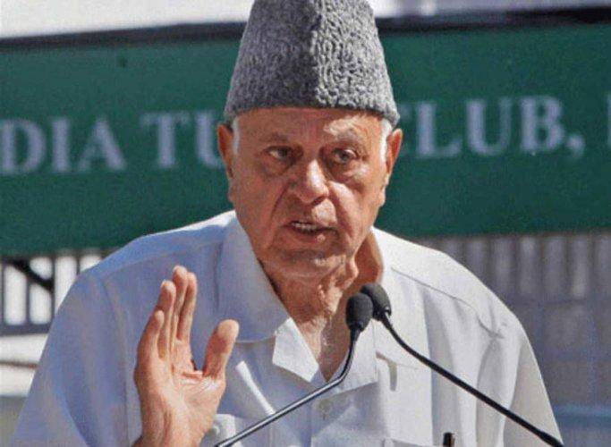 Farooq Abdullah will be NC's candidate for Srinagar Lok Sabha seat. (File Photo)