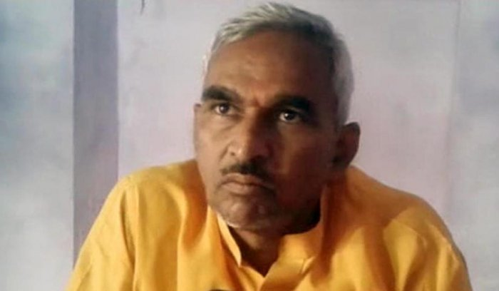 BJP MLA Surendra Singh. File photo