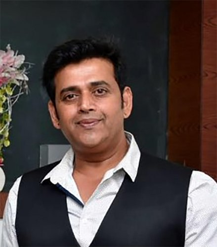 """""""I want to become a serious politician like N T Rama Rao and Vinod Khanna who were from the film industry but joined politics and worked with utmost seriousness,"""" Kishan said. File photo"""