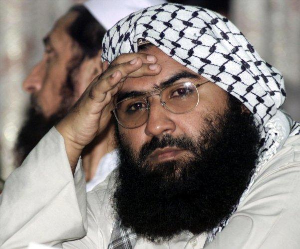Maulana Masood Azhar, head of Pakistan's militant Jaish-e-Mohammad. Reuters