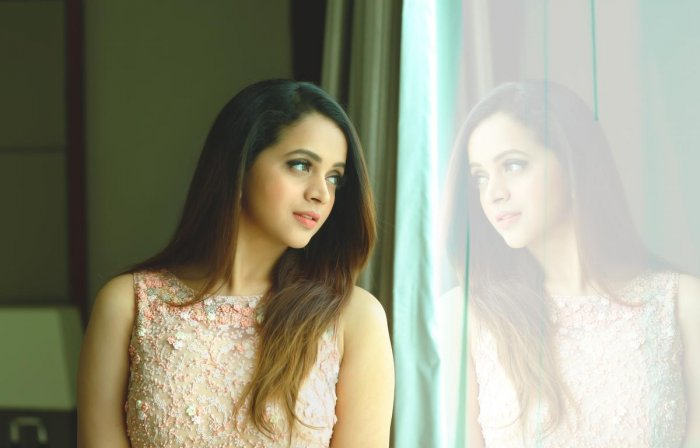Bhavana is known for her roles in south Indian films.