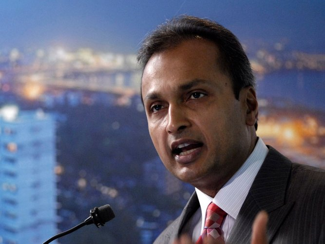 With $252 million of debt falling due over May and June, a unit of Moody's Investors Service and two other local firms have slashed ratings of Reliance Capital or its short-term instruments, citing holdups in asset sales, deteriorating liquidity and risks on loans to unprofitable affiliates. (DH File photo)