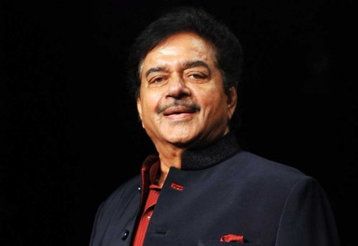 Shatrughan Sinha. File photo