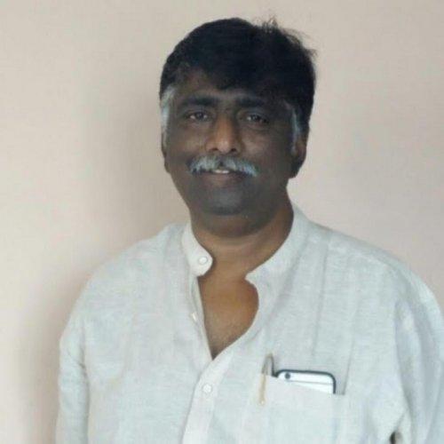 IT-Grids Director Dakavaram Ashok
