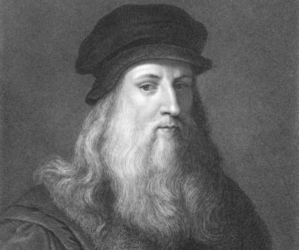 While an acute cardiovascular event may have been the cause of da Vinci's death, his hand impairment was not associated with cognitive decline or further motor impairment, meaning a stroke was unlikely. File photo