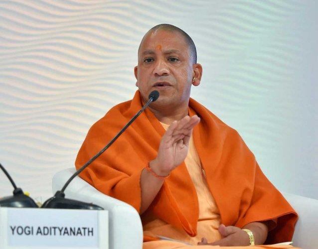 Uttar Pradesh Chief MinisterYogiAdityanath. PTI file photo