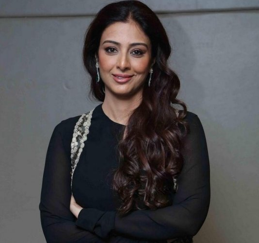 """""""Tabu is a brilliant actor. This part is really funny on paper and I'm so pleased she has agreed to play it as now it will be hysterical. I'm really looking forward to it,"""" Saif said in a statement. File photo"""