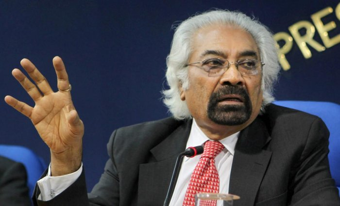 """As an engineer, as a technical expert, I am not satisfied with EVM,"" Pitroda said at a press conference here. PTI File photo"