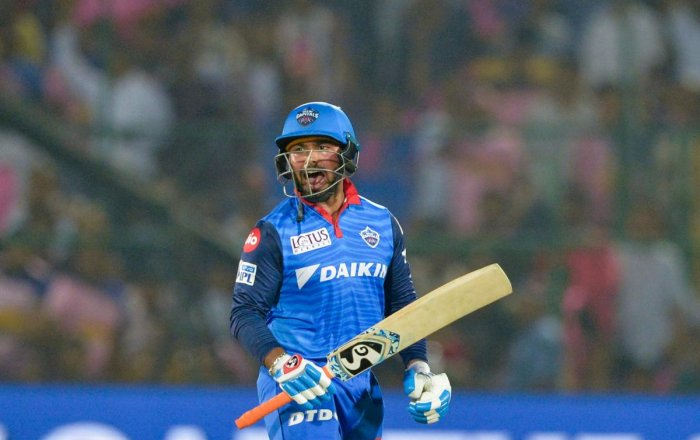 Delhi Capitals' Rishabh Pant will be the man to watch when they face Sunrisers Hyderabad in the IPL Eliminator on Wednesday. AFP