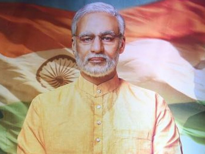 'PM Narendra Modi', directed by Omung Kumar with Vivek Oberoi in the lead, is set for a theatrical release on April 5. AFP file photo