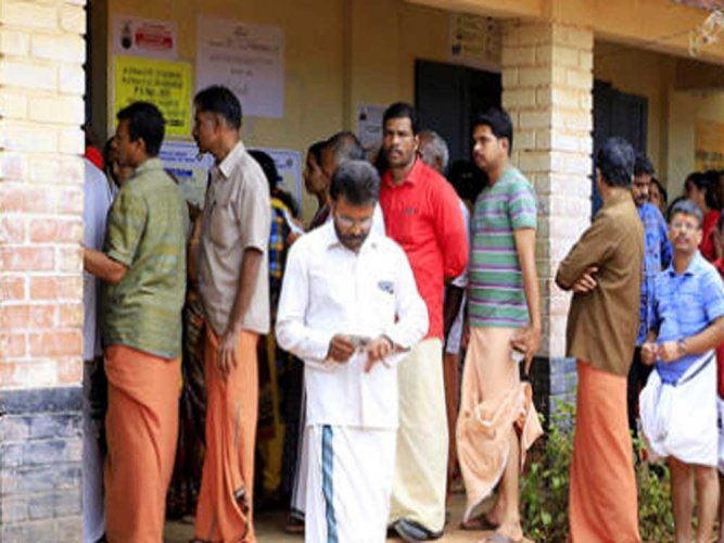 The row over bogus voting, especially at Kasaragod constituency, is turning murkier with allegations and counter allegations, and visual proof.  File photo