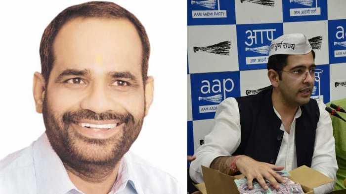 Bidhuri is banking on caste combinations to win but Congress too has fielded a celebrity in Singh, who is a Jat and has close connections with the Gandhi family.