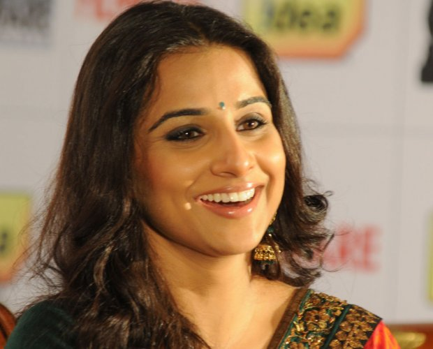 Versatile actress Vidya Balan. DH file photo
