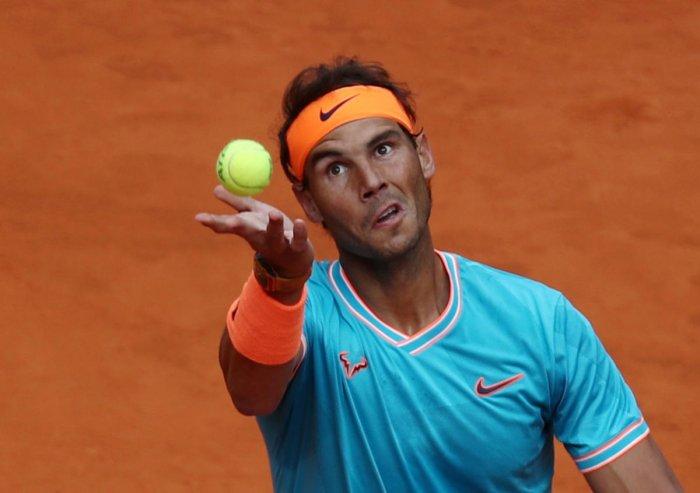 Rafael Nadal. afp