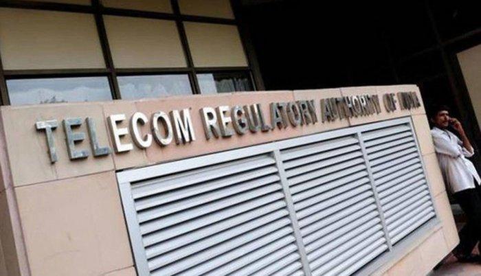The Telecom Regulatory Authority of India (TRAI). File photo