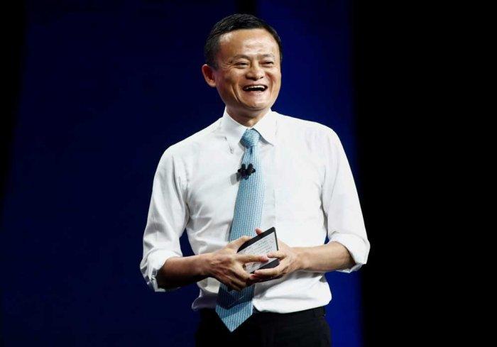 Alibaba chief Jack Ma. Reuters file photo