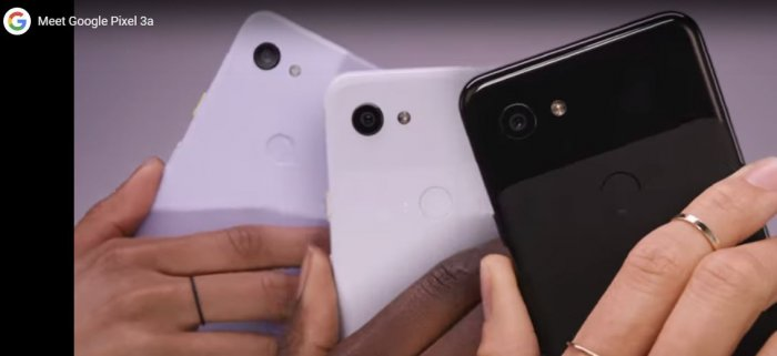 Pixel 3a, Pixel 3a XL is available for purchase in select markets from May 7 onward.