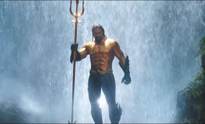 "Actor Jason Momoa has revealed that the story for ""Aquaman 2"" has been locked and he assured his fans that his beloved beard will be back by the time the film starts shooting."