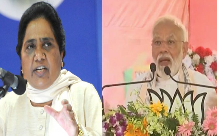 Modi, Mayawati trade barbs over Alwar rape case   Deccan Herald