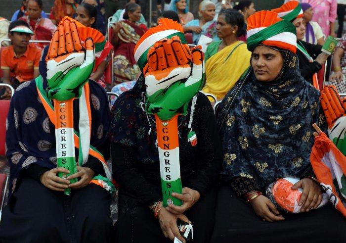 These seats are in Uttar Pradesh and Punjab (13 each), West Bengal (9), Bihar and Madhya Pradesh (8 each), Himachal Pradesh (4), Jharkhand (3) and Chandigarh (1). (Reuters File Photo)