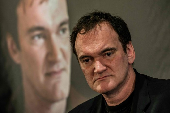 Quentin Tarantino apparently slaved for four months straight in the editing room to get his odyssey through Tinseltown's darkest year in as a late entry for Cannes. AFP file photo