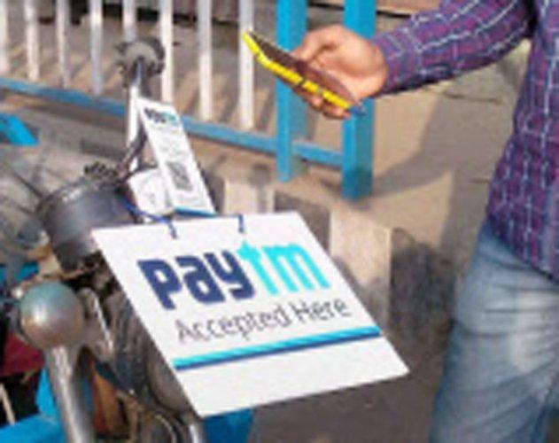 Regarding the feasibility of businesses providing freebies, Sharma said the cashback model is sustainable. File photo