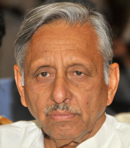 Former Union Minister Manishankar Aiyyar (DH Photo).