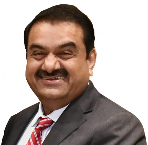 Chairman of the Adani Group Gautam Adani (PTI Photo).