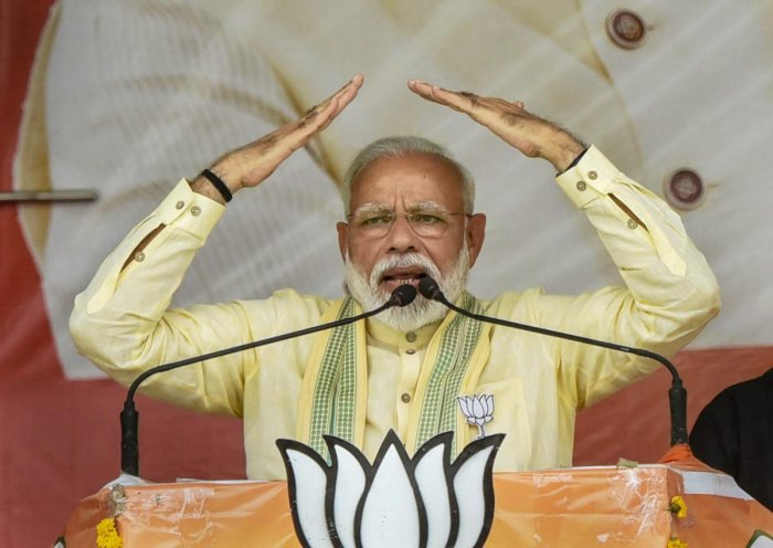 Modi has raised the 1984 anti-Sikh pogrom in a big way in the 2019 Lok Sabha campaign