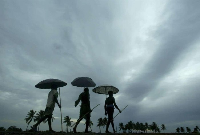 Monsoon to be slightly delayed in Kerala, this year, according to the Indian Meteorological Department. (TMPL photo)