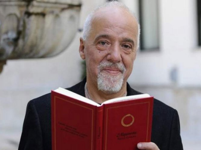 Coelho has sold more than 150 million books worldwide. His work is published in 80 languages and he is one of the most translated authors in the world. File photo