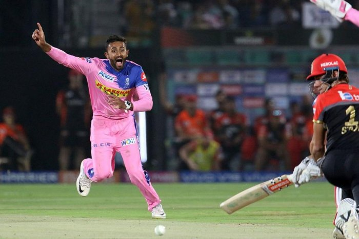 Leg-spinning all-rounder Shreyas Gopal, with 20 wickets from 14 games, was the fourth highest wicket-taker in IPL.