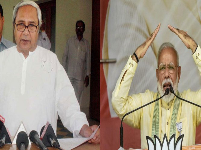 Praises showered from Prime Minister Narendra Modi and Odisha Chief Minister Naveen Patnaik on each other for pre- and post-Fani relief and rehabilitation initiatives have triggered intense speculations in political circles. A possible tie-up between BJP and Patnaik's Biju Janata Dal(BJD) seems to be in offing after the declaration of Lok Sabha election results on May 23.