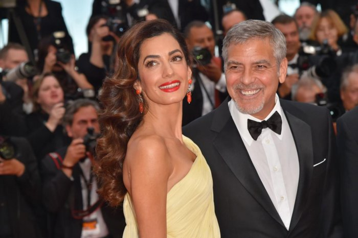 George Clooney was 56 years old when Amal (39) gave birth to their twins.
