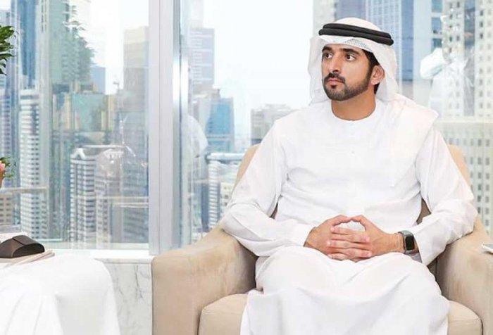 Dubai Crown prince Sheikh Hamdan bin Mohammed